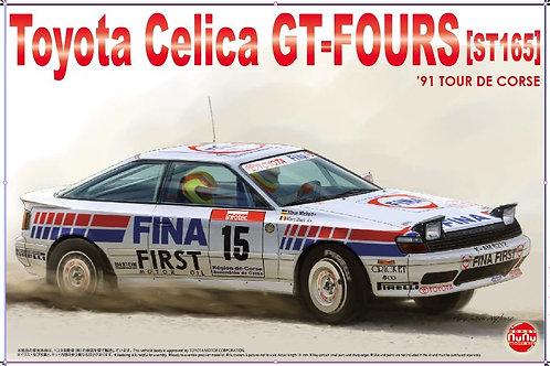 1/24 Toyota Celica GT-Fours ST165 '91 Tour de Corse