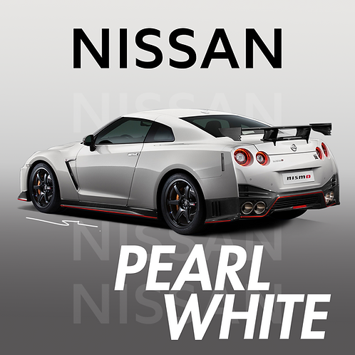 Nissan Pearl White