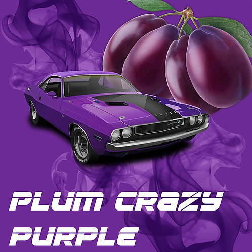 Plum Crazy Purple
