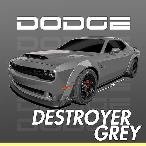 Dodge Destroyer Grey