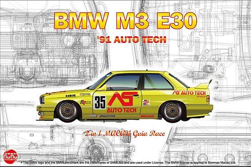 1/24 BMW E30M3 91' ''AutoTech''