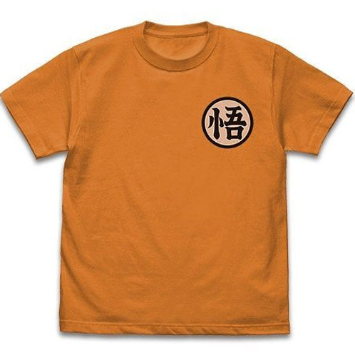 DRAGON BALL Z: GOKU MARK T-SHIRT / ORANGE - L