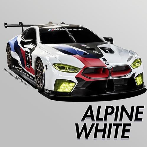 BMW Apline White