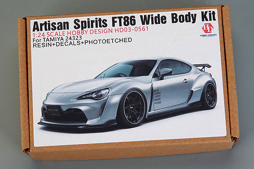 Artisan Spirits FT86 Wide Body kit