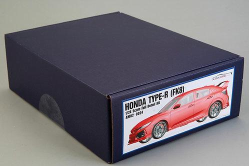 1/24 Honda Civic FK8 Type-R