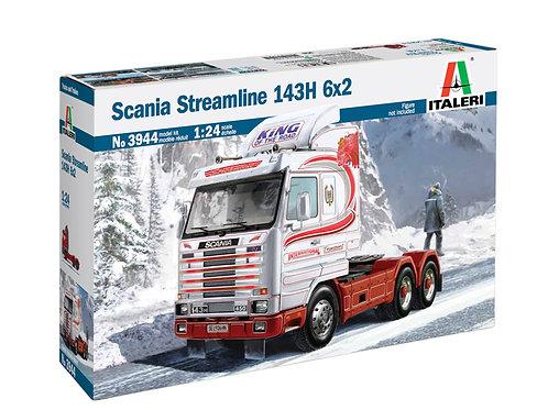 1/24 Scania Streamline 143H 6x2