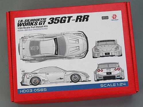 LB-Silhouette Works GT 35GT-RR