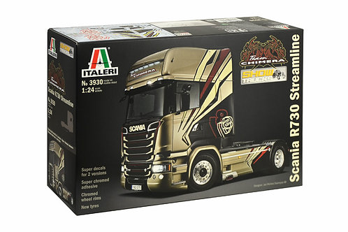 "1/24 Scania R730 Streamline ""Team Chimera"""
