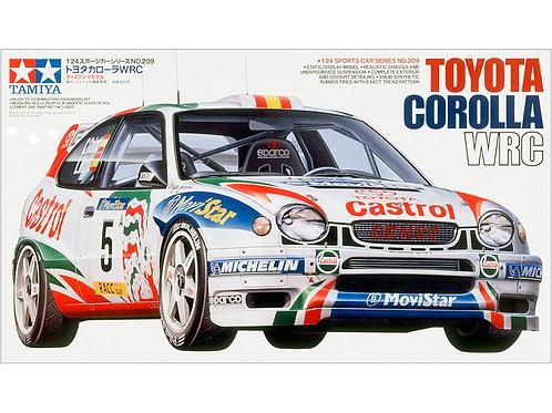 1/24 Toyota Corolla WRC