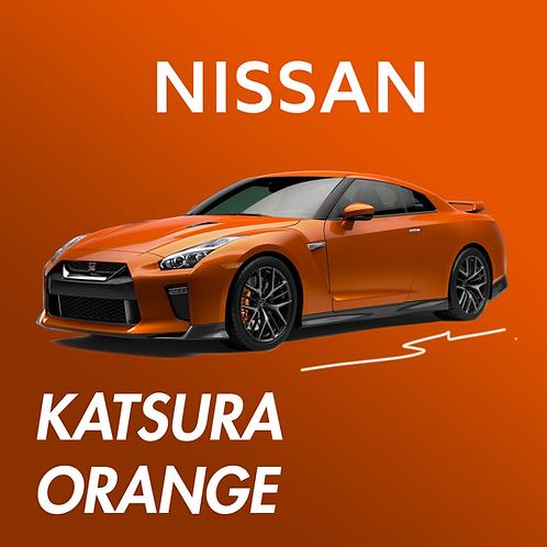 Nissan Katsura Orange