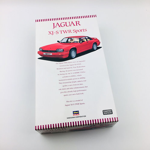 1/24 Jaguar XJ-S TWR Sports
