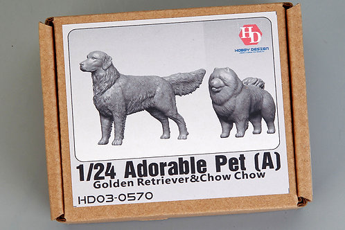 1/24 Adorable Pet (A)