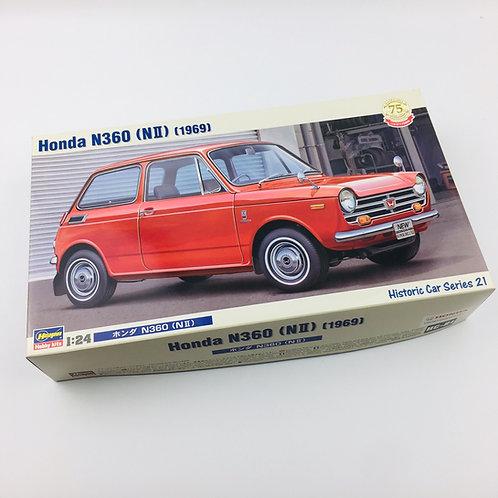 1/24 Honda N360 (N II) (1969)