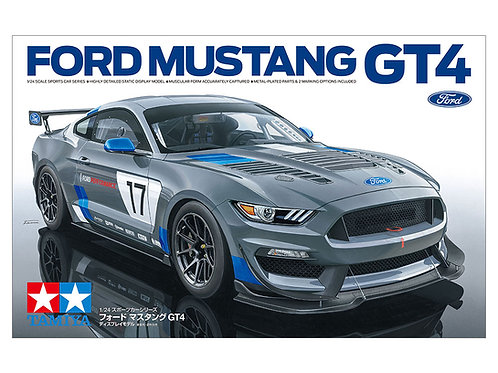 1/24 Ford Mustang GT4