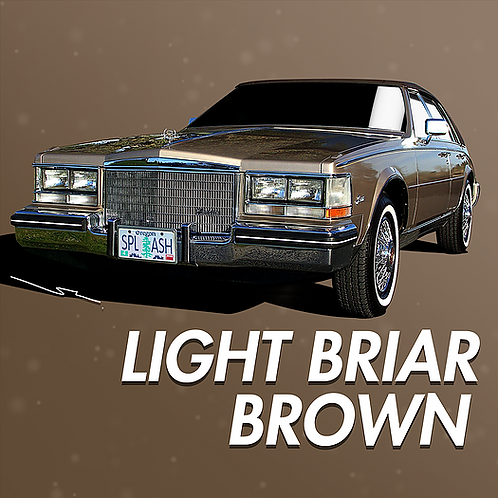 Chevrolet Light Briar Brown