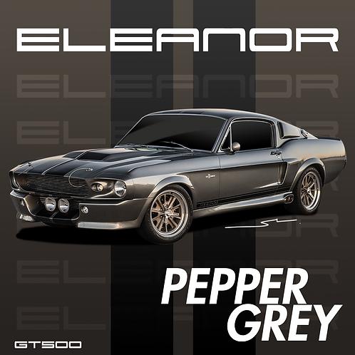 Eleanor Pepper Grey
