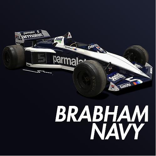 Brabham Navy