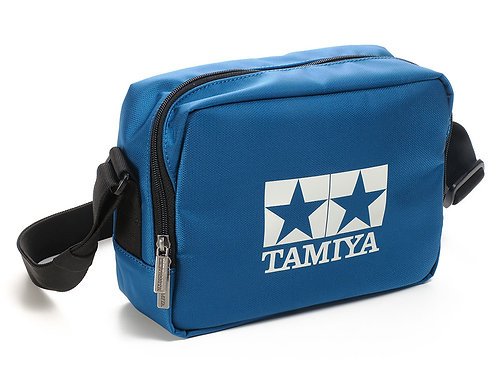 TAMIYA SHOULDER CASE 2 (BLUE)