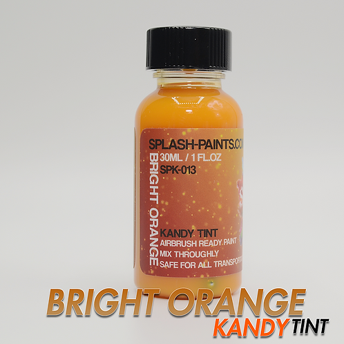 Bright Orange Kandy Tint