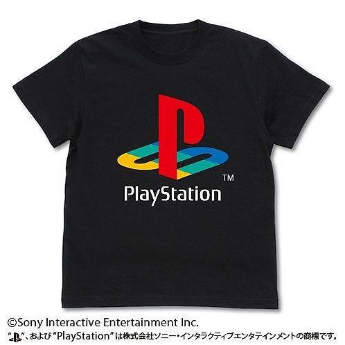 "PLAYSTATION: T-SHIRT VER.2 1ST ""PLAYSTATION"": BLACK - M"
