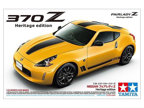 1/24 Tamiya Nissan Fairlady Z Heritage Edition