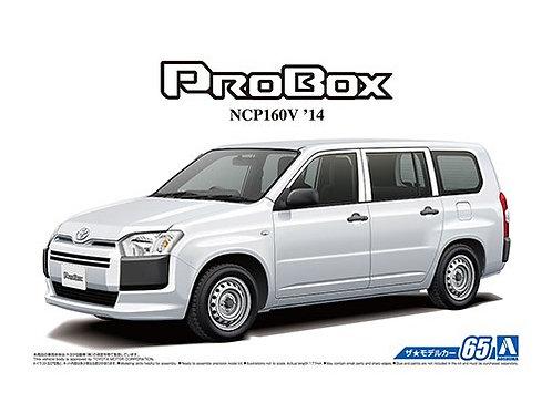 1/24 Aoshima TOYOTA NCP160V Probox '14