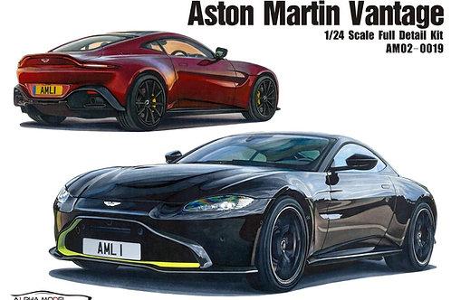 1/24 Aston Martin Vantage