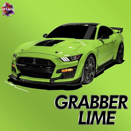 Mustang Grabber Lime