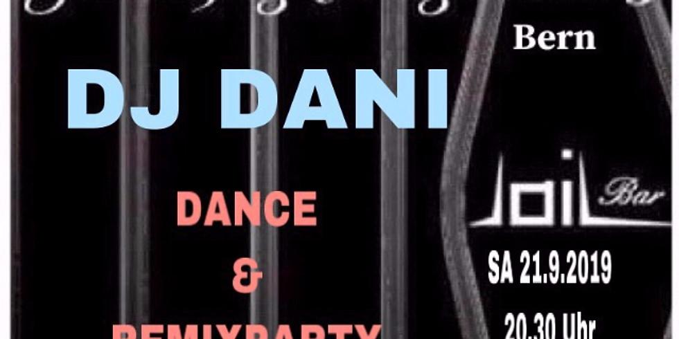 DANCE & REMIXPARTY