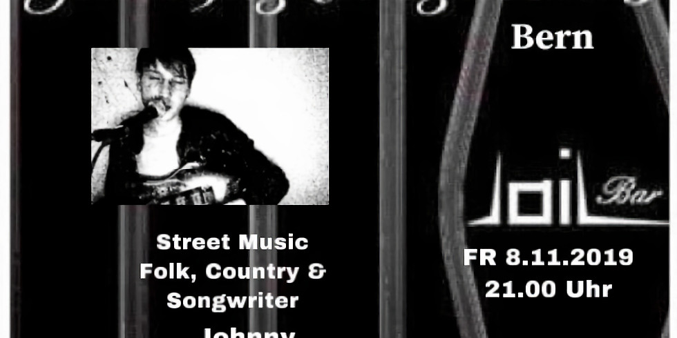 Street Music Johnny Peartree