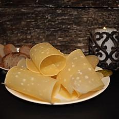 Honegli Hobelkäse mit Brot