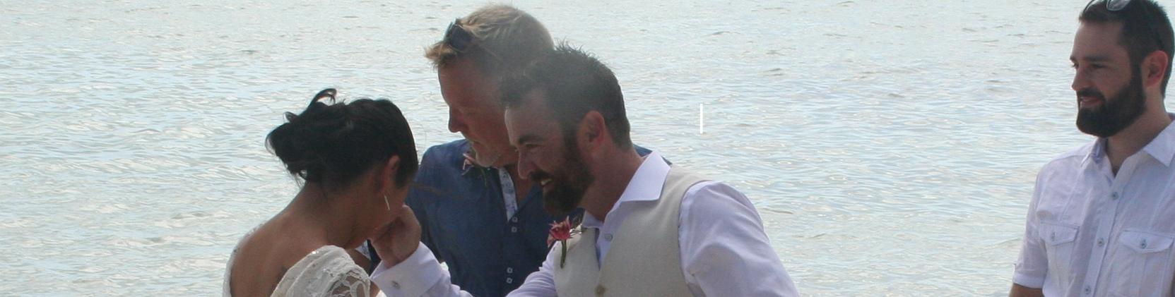 Keewaydin wedding