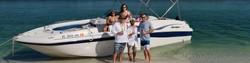 Captain Party Hard Beach Boat Party
