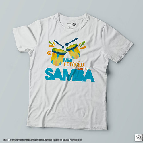 Meu Coração Nao Bate, Samba