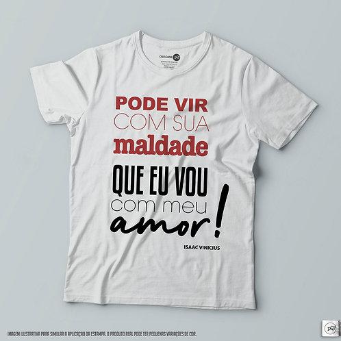 Camisa do Isaac
