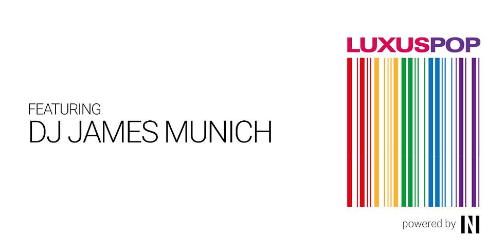 Luxuspop feat. DJ James Munich