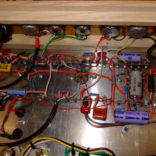 ward10watt amp underside