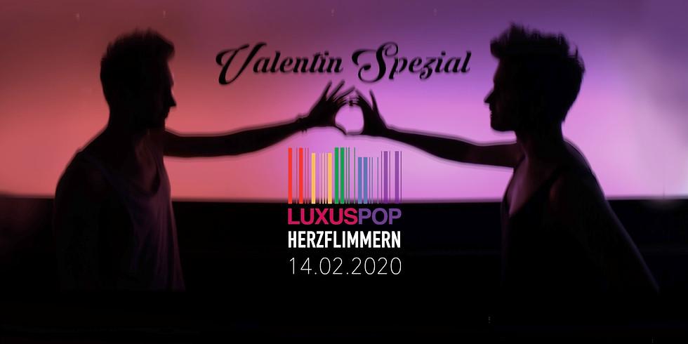 Luxuspop Herzflimmern Valentin Spezial