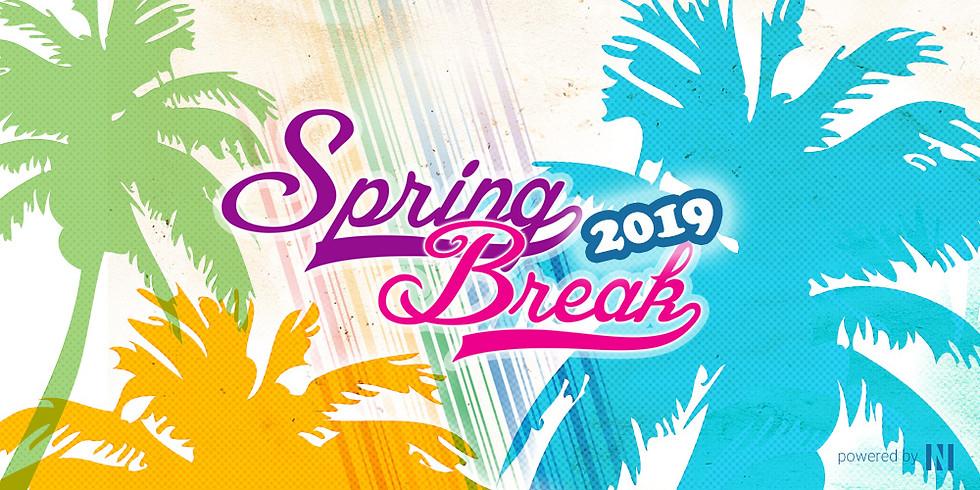 Luxuspop Springbreak 2019