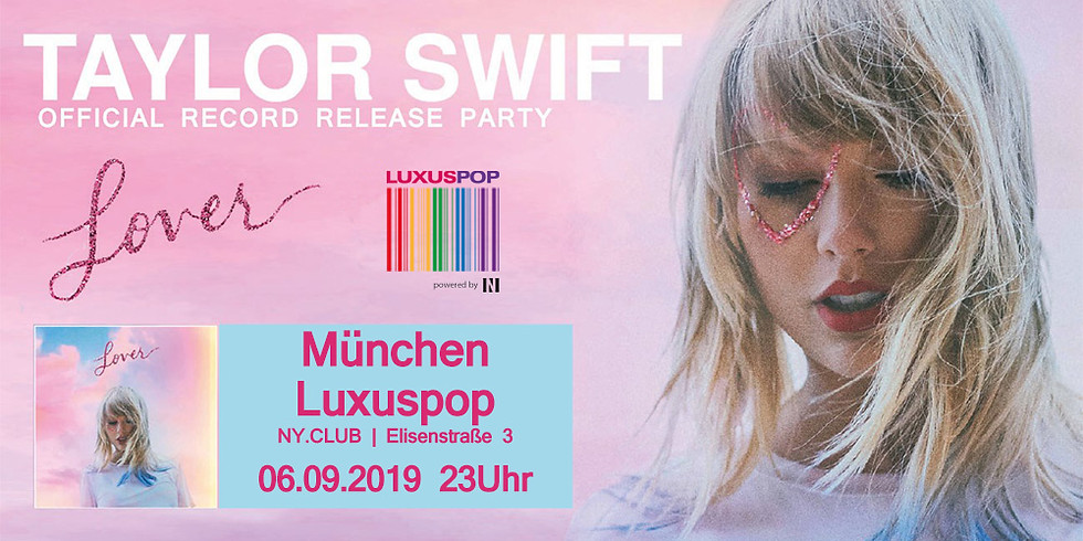 """Luxuspop """"Lover"""" - Taylor Swift Record Release Party"""