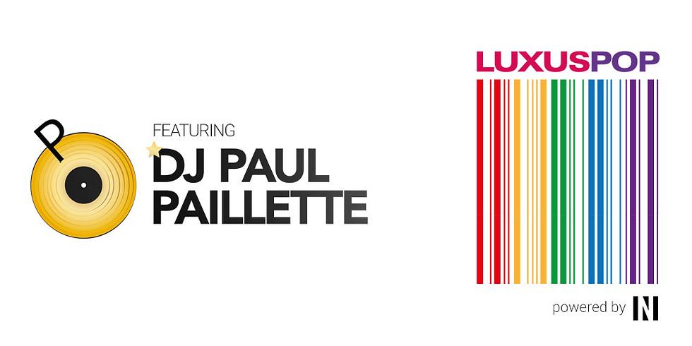 Luxuspop feat. Paul Paillette