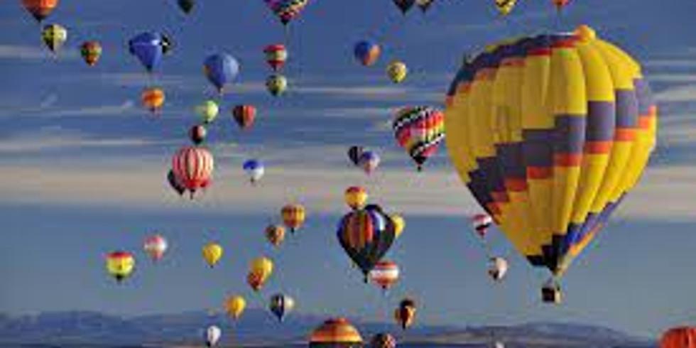 21 in '21 - NJ Festival of Ballooning
