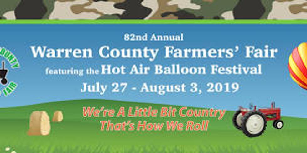 21 in'21 - Warren County Farmer's Fair