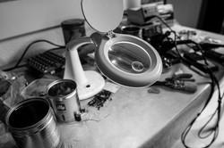 SSL Console | Studio Impressions