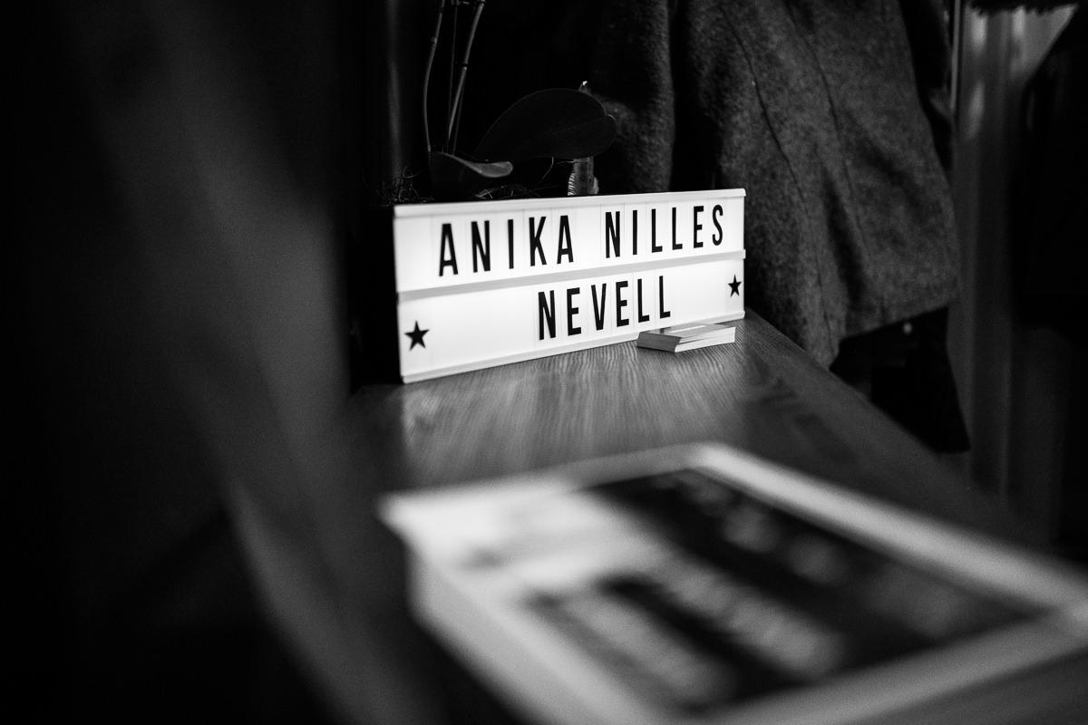 Anika Nilles I SLS