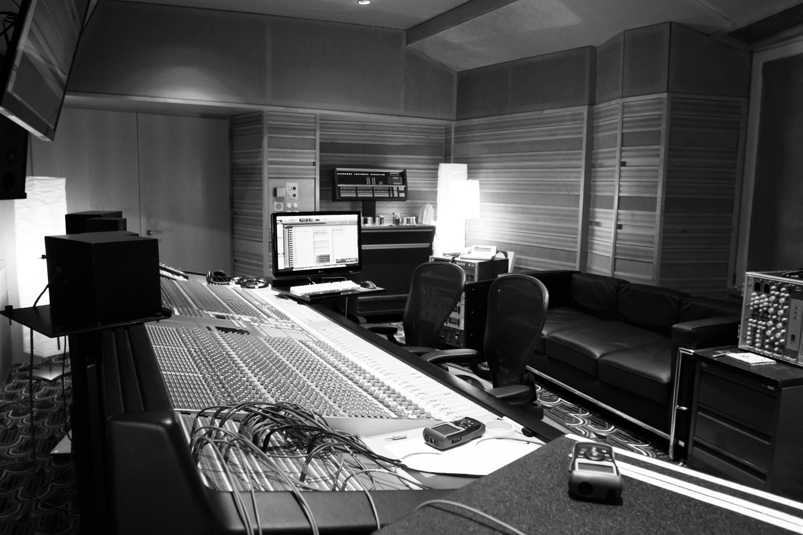 Recording Studio | Studio Impression
