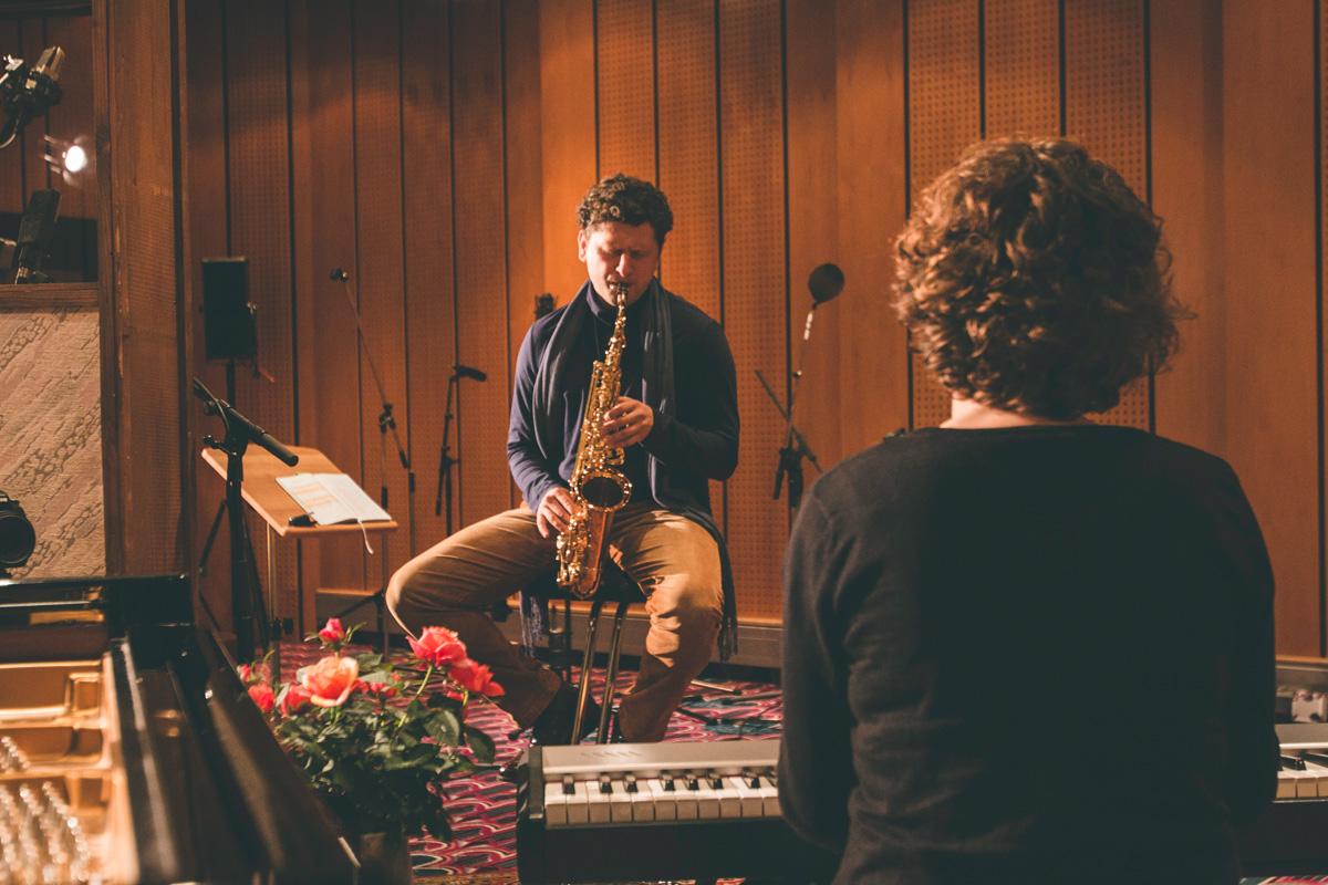 Knud Johannsen | Steinway Session