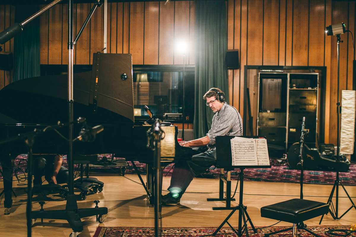 Peter Madsen | Steinway Session 1