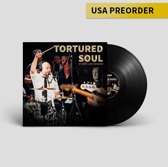 (USA Only) Preorder Tortured Soul Studio Live Session Vinyl