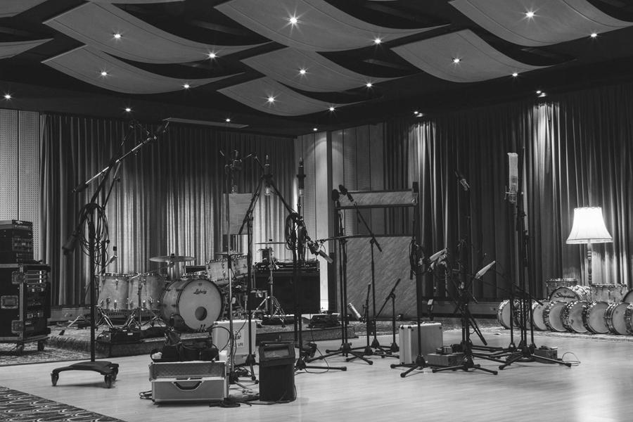 Vintage Drums | Studio Impressions